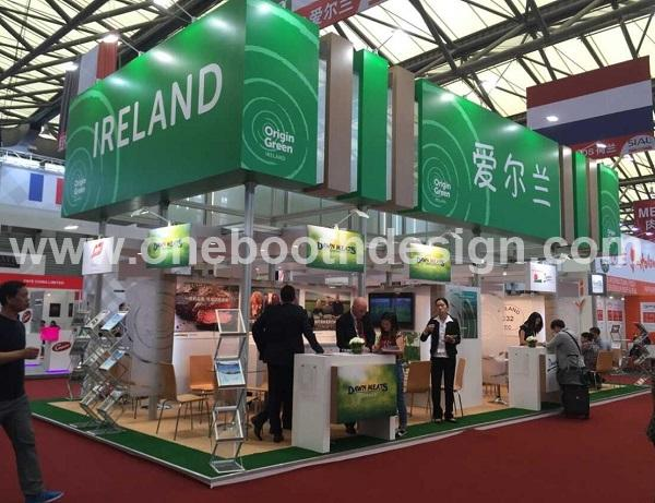 FHC Trade show China exhibits stand design