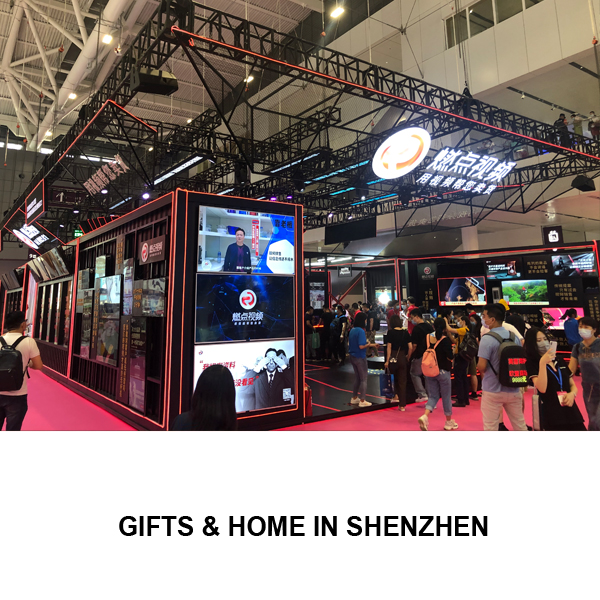 GIFTS & HOME Exhibition Booth Design