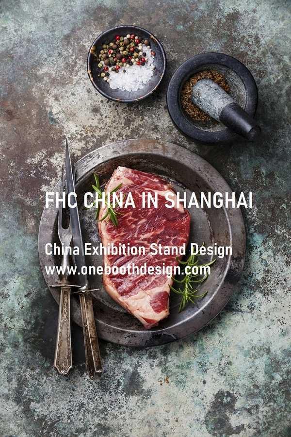 FHC china exhibition stand design