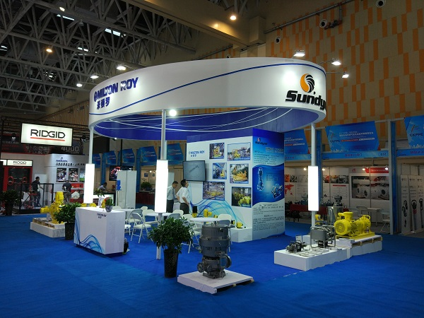CIPPE China stand builder