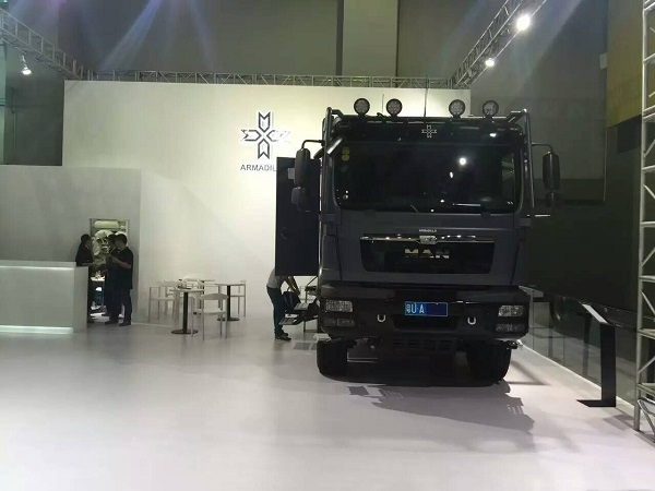 Auto China Exhibition stand contractor in Beijing