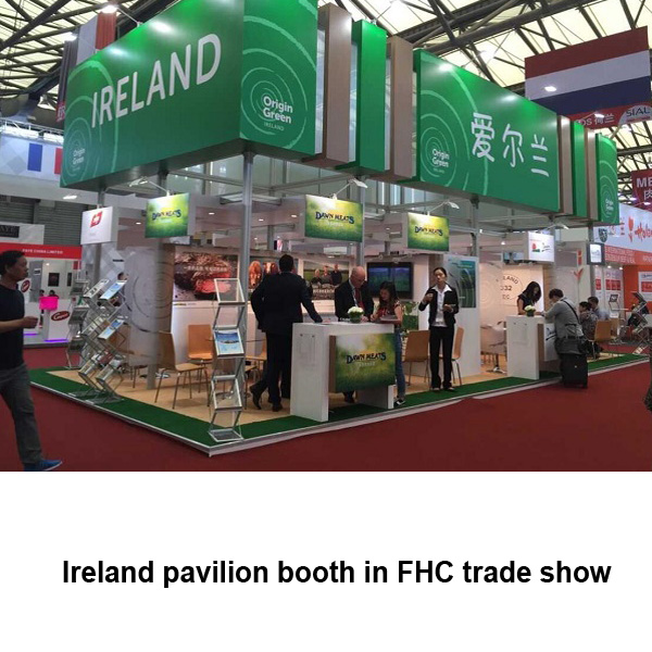 ireland country pavilion stand